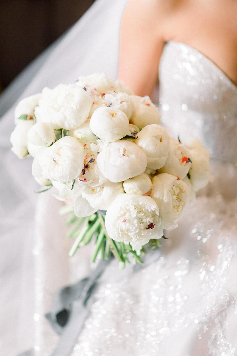 Aynhoe Park bouquet