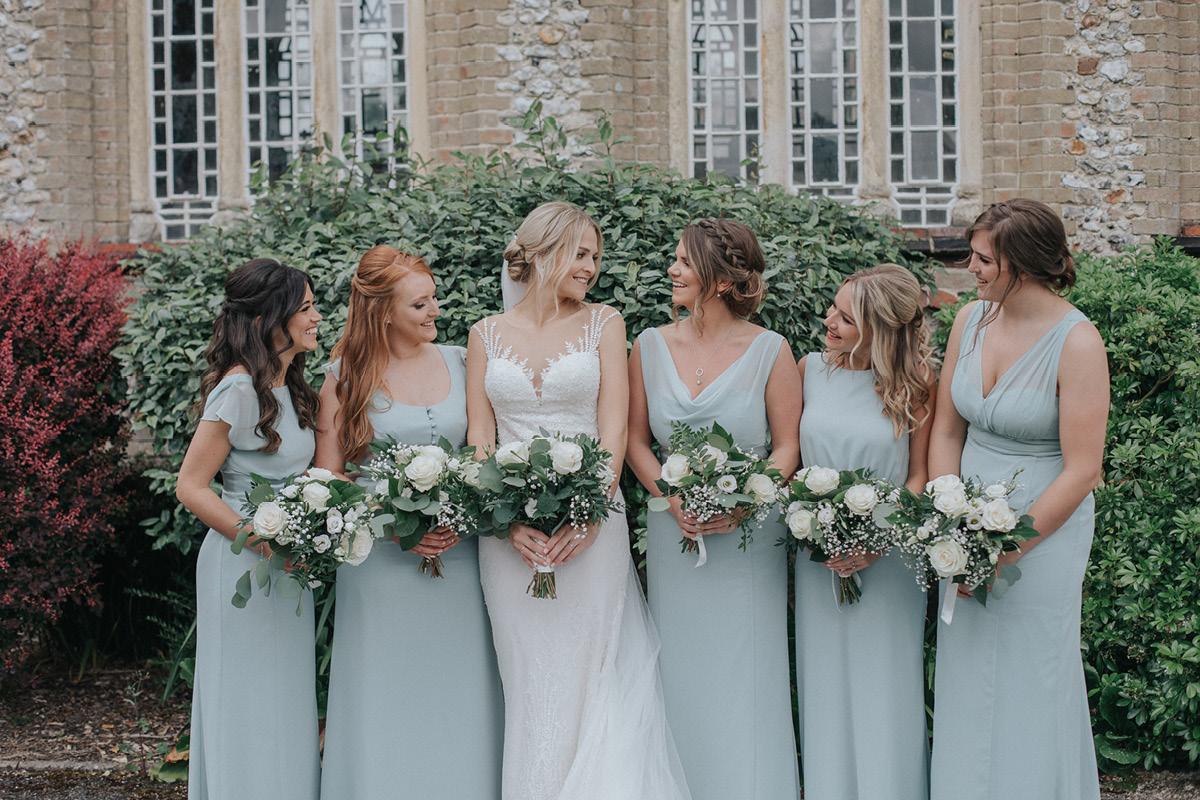 Horsley Tower maids