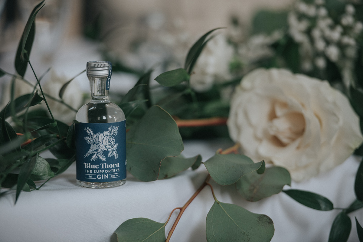 Horsley Tower wedding favour