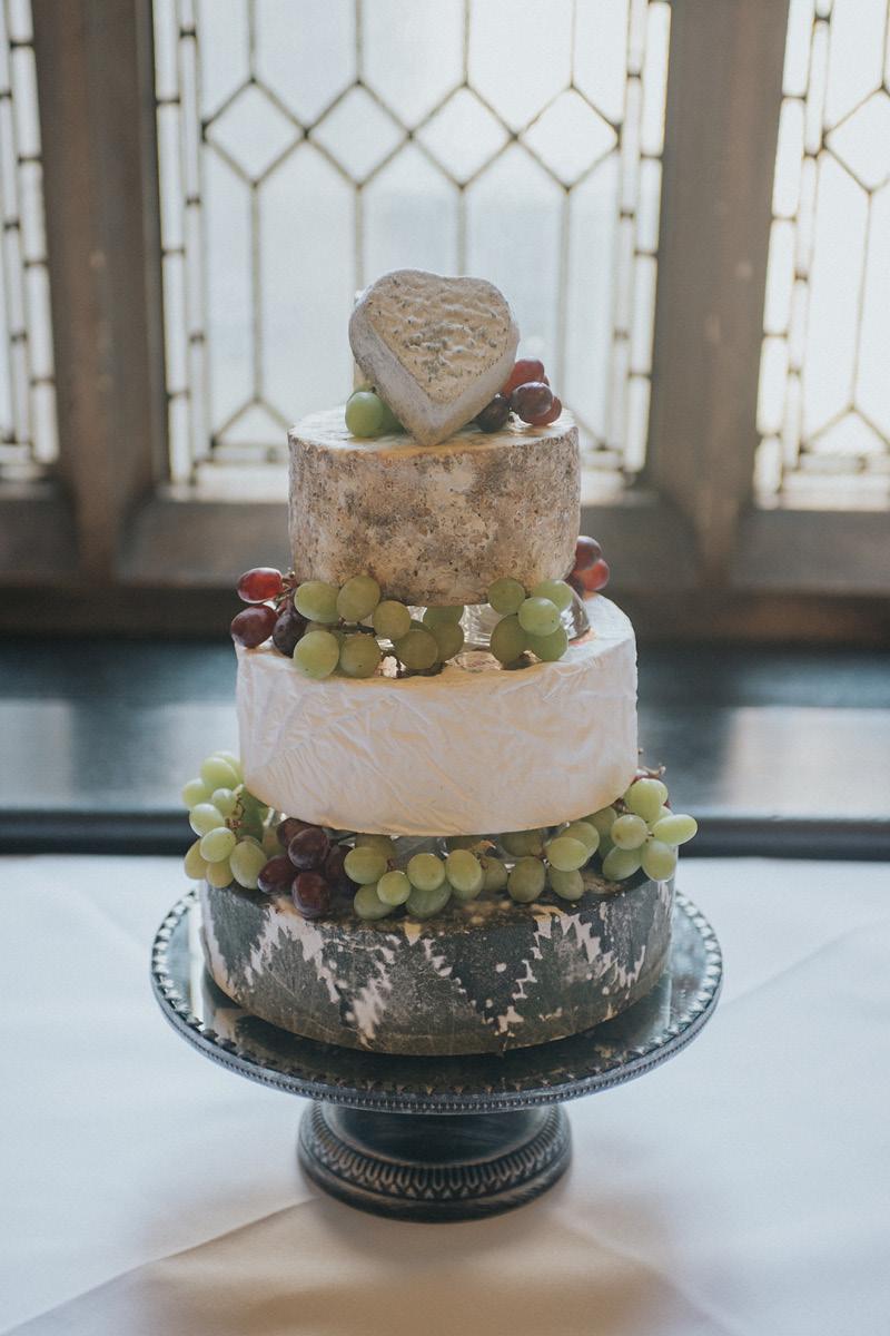 Horsley Towerss cheese cake
