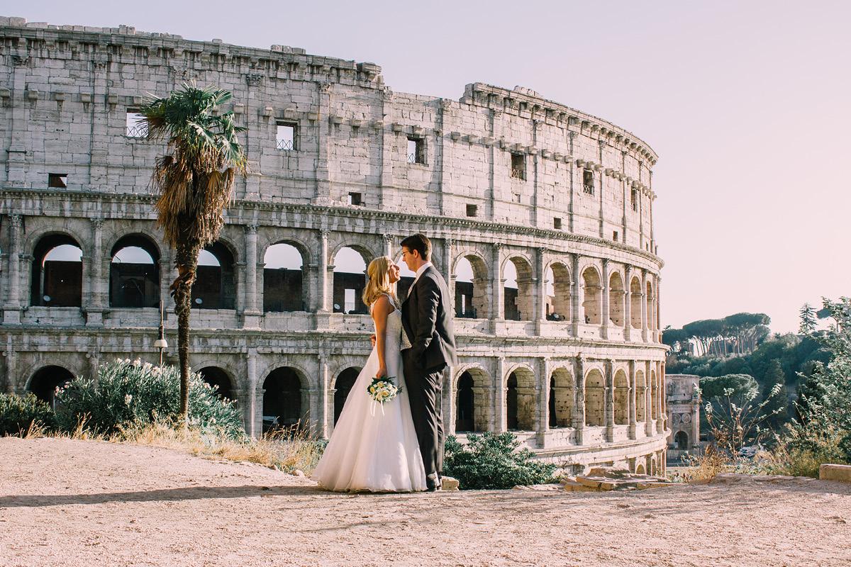 Honeymoon planning Rome