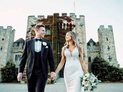 Hever Castle Wedding showcase