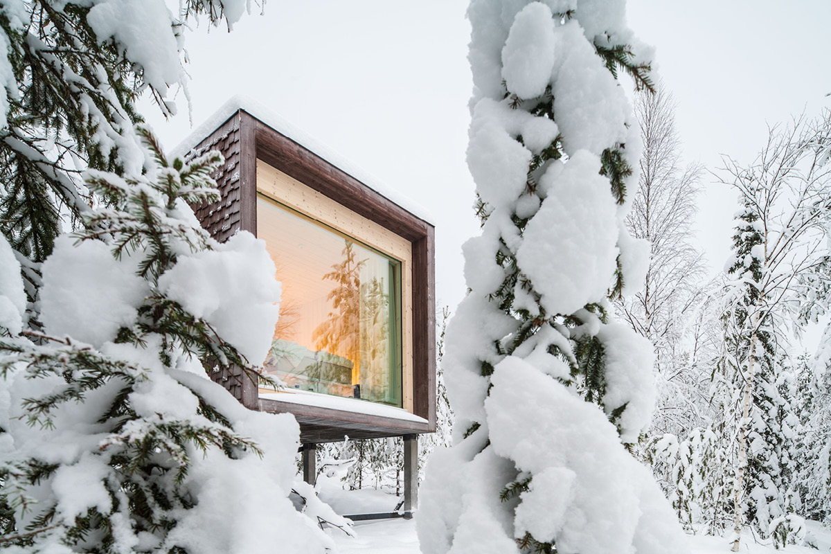 Arctic Treehouse Hotel Finland
