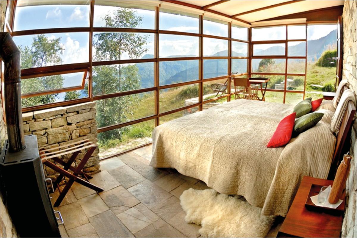 Shaki Himalaya private cottage