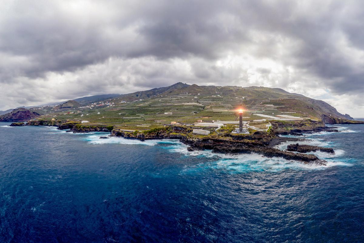 The Lighthouse Hideaway La Palma