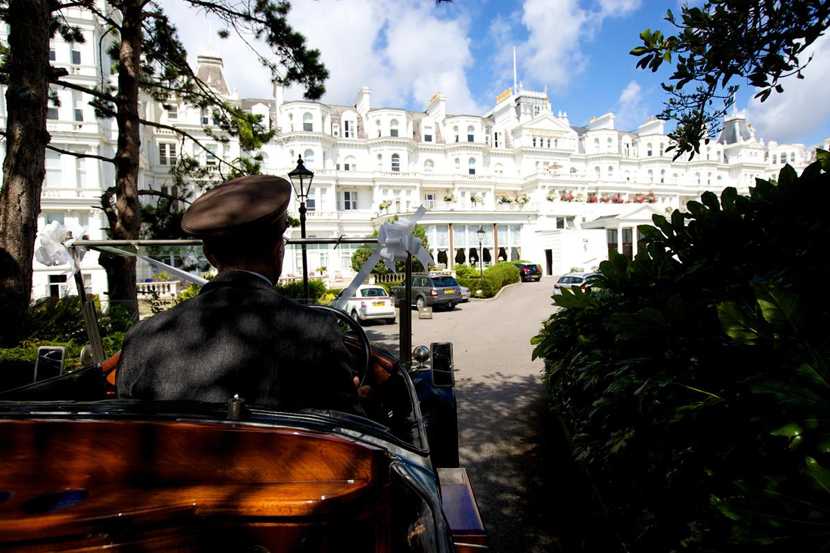 Elite Hotels The Grand Hotel